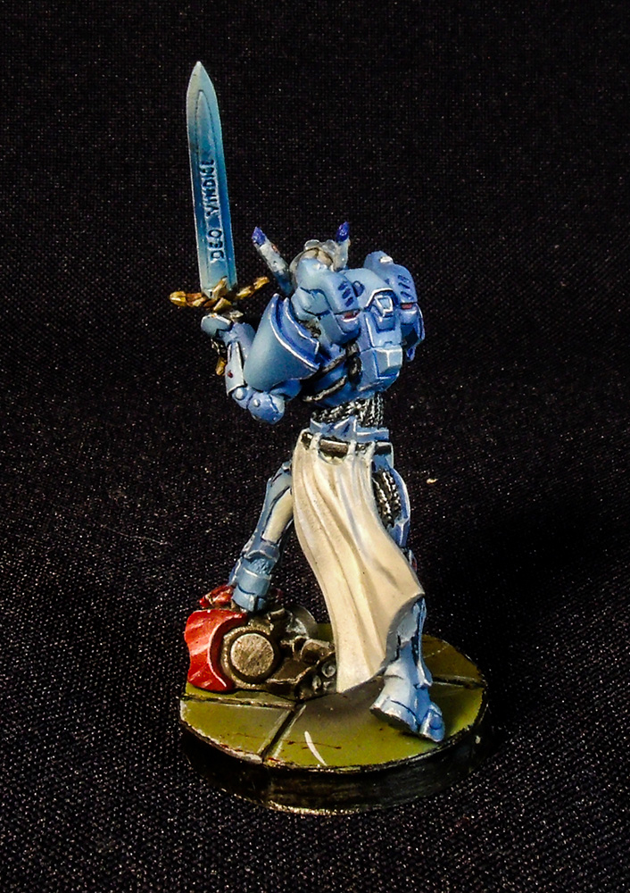 Miscellaneous: Father-Knight of PanOceania, photo #2