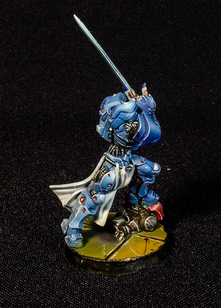 Miscellaneous: Father-Knight of PanOceania, photo #3