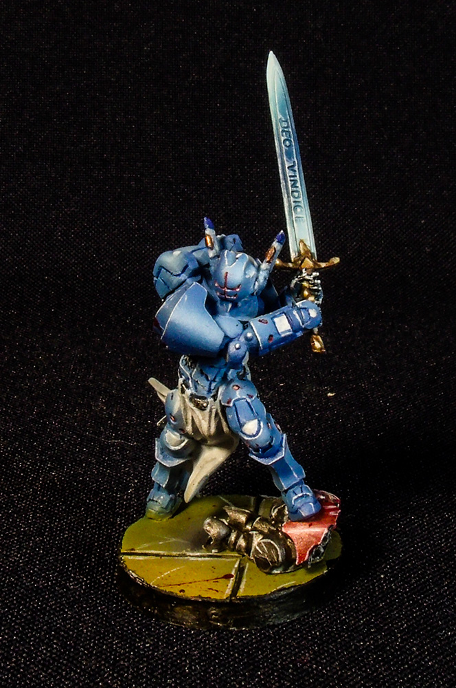 Miscellaneous: Father-Knight of PanOceania, photo #4