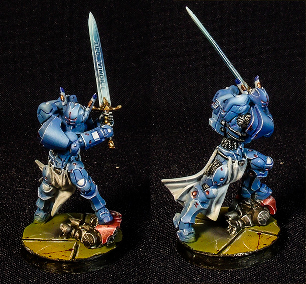 Miscellaneous: Father-Knight of PanOceania