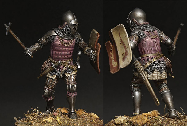Figures: Polish Knight