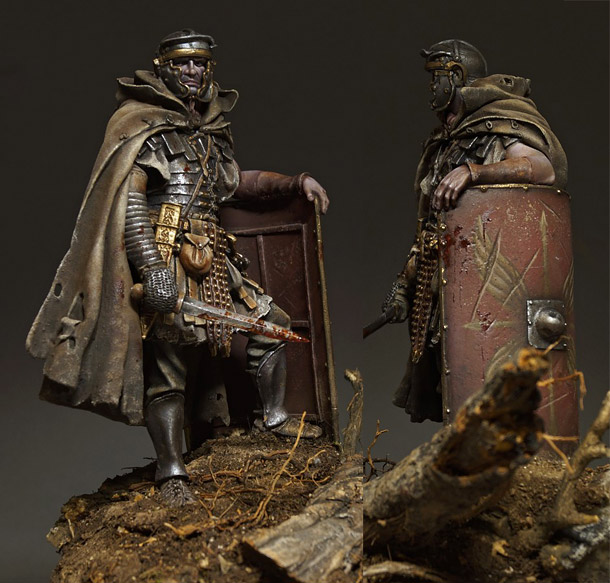 Figures: Defensor Romanum