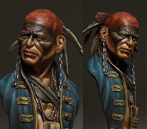 Figures: Iroquois