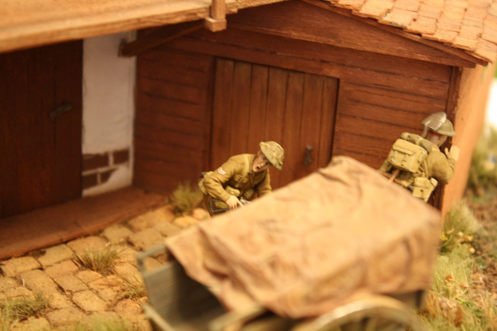 Dioramas and Vignettes: Tiger behind the corner!, photo #5