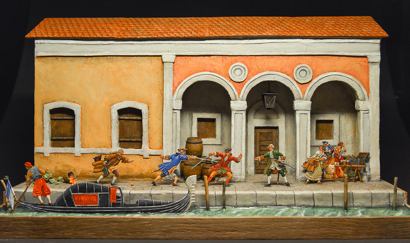 Dioramas and Vignettes: The Duel, photo #2