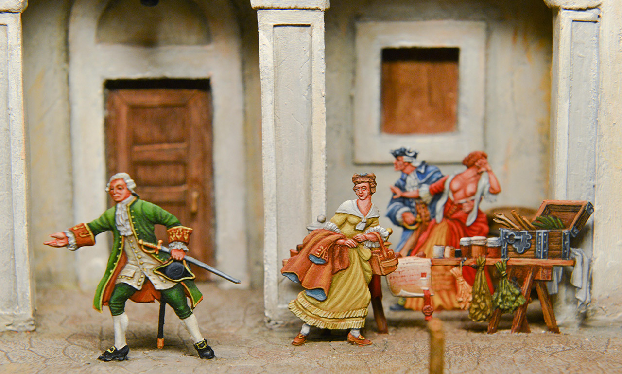 Dioramas and Vignettes: The Duel, photo #3