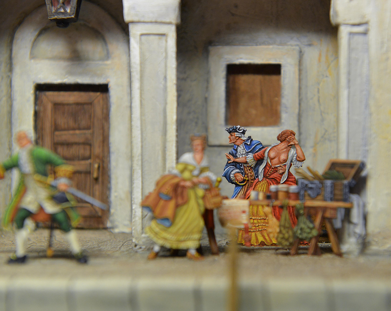Dioramas and Vignettes: The Duel, photo #4