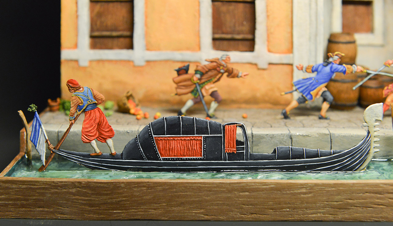 Dioramas and Vignettes: The Duel, photo #5