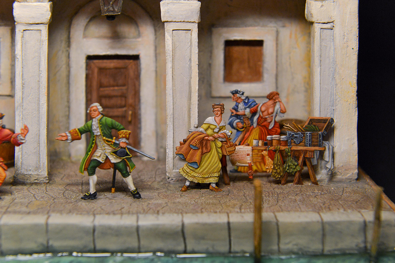 Dioramas and Vignettes: The Duel, photo #6