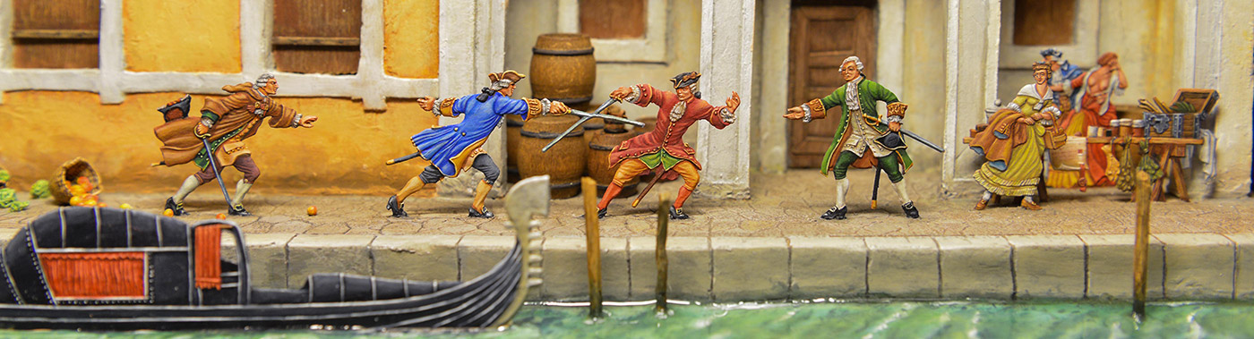 Dioramas and Vignettes: The Duel, photo #7