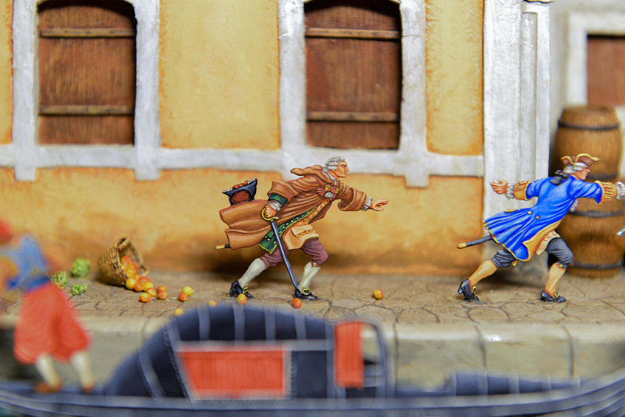 Dioramas and Vignettes: The Duel, photo #8