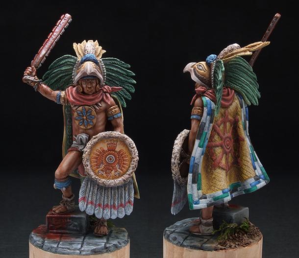 Figures: Aztec Emperor