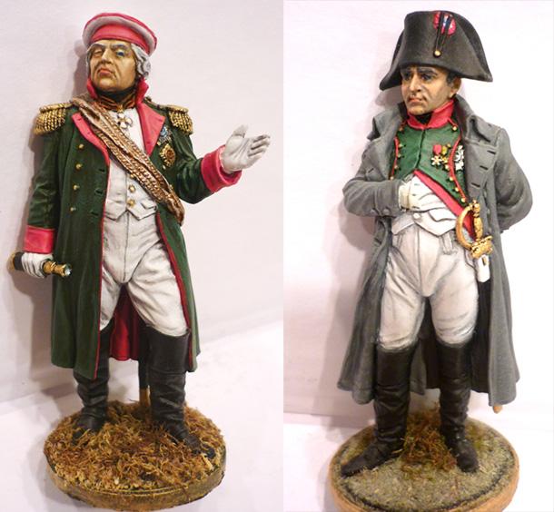 Figures: Napoleonics