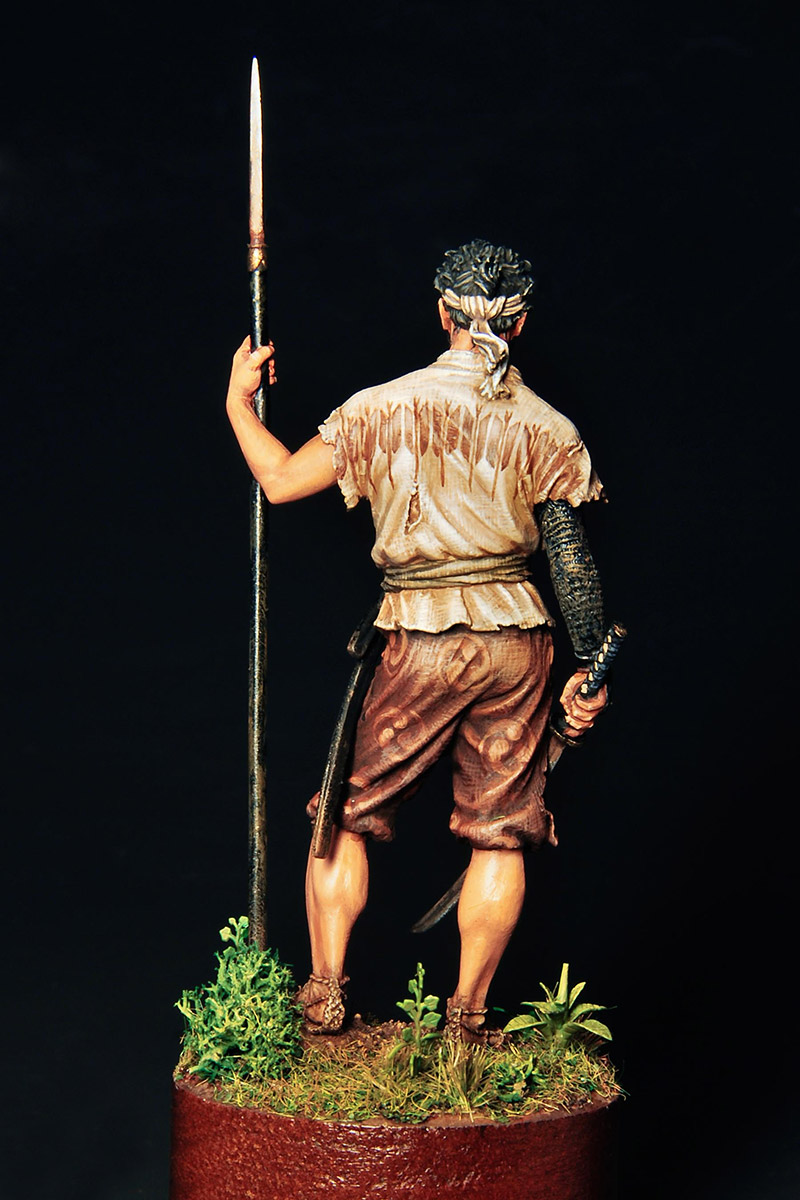 Figures: Ronin, photo #3