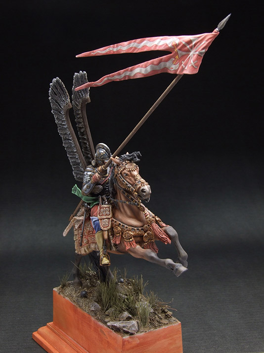 Figures: Polish winged hussar, photo #3