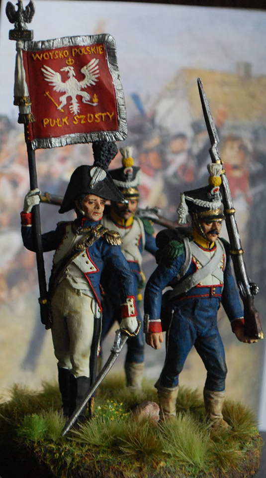 Figures: 6th infantry regt., Duchy of Warsaw, photo #2