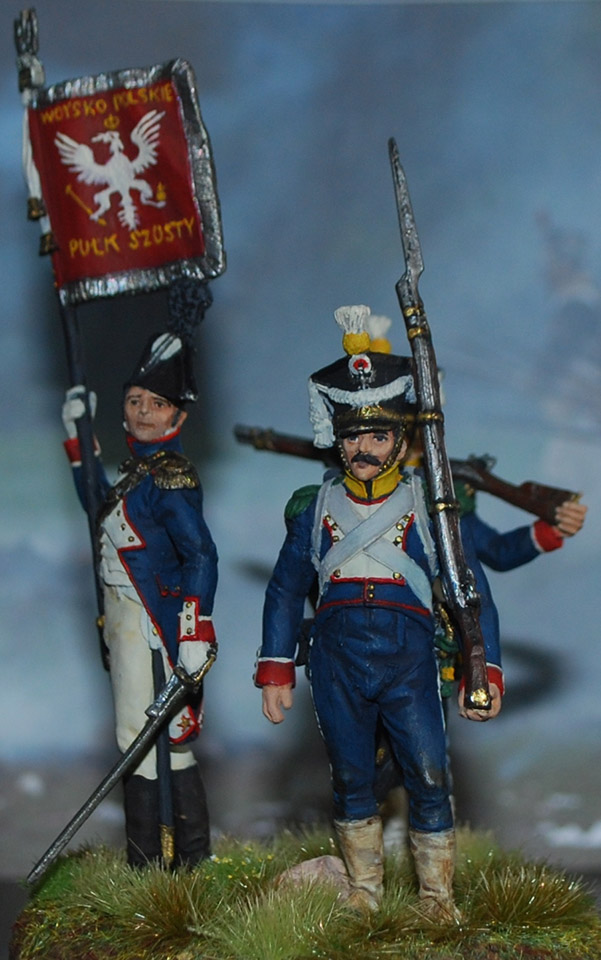 Figures: 6th infantry regt., Duchy of Warsaw, photo #4