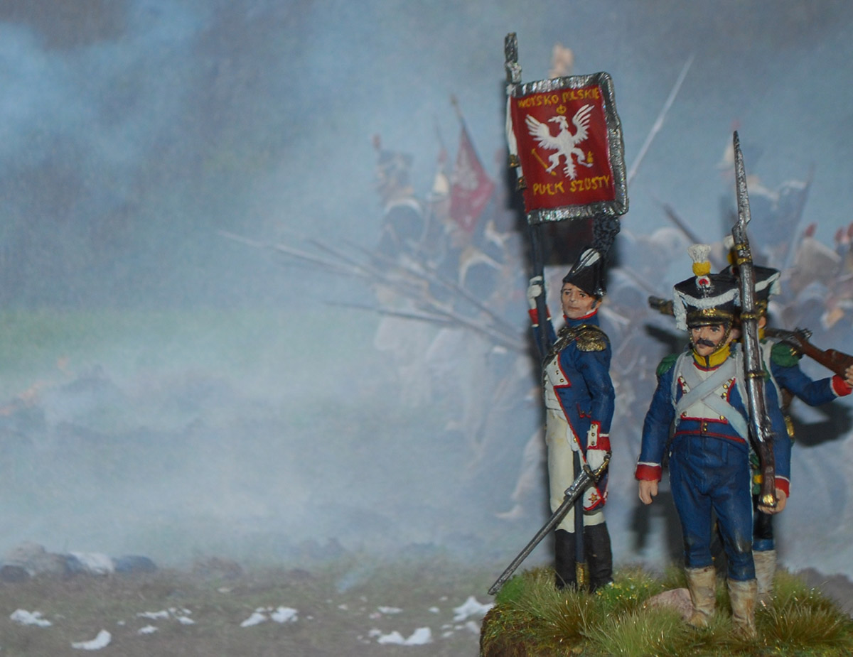 Figures: 6th infantry regt., Duchy of Warsaw, photo #7