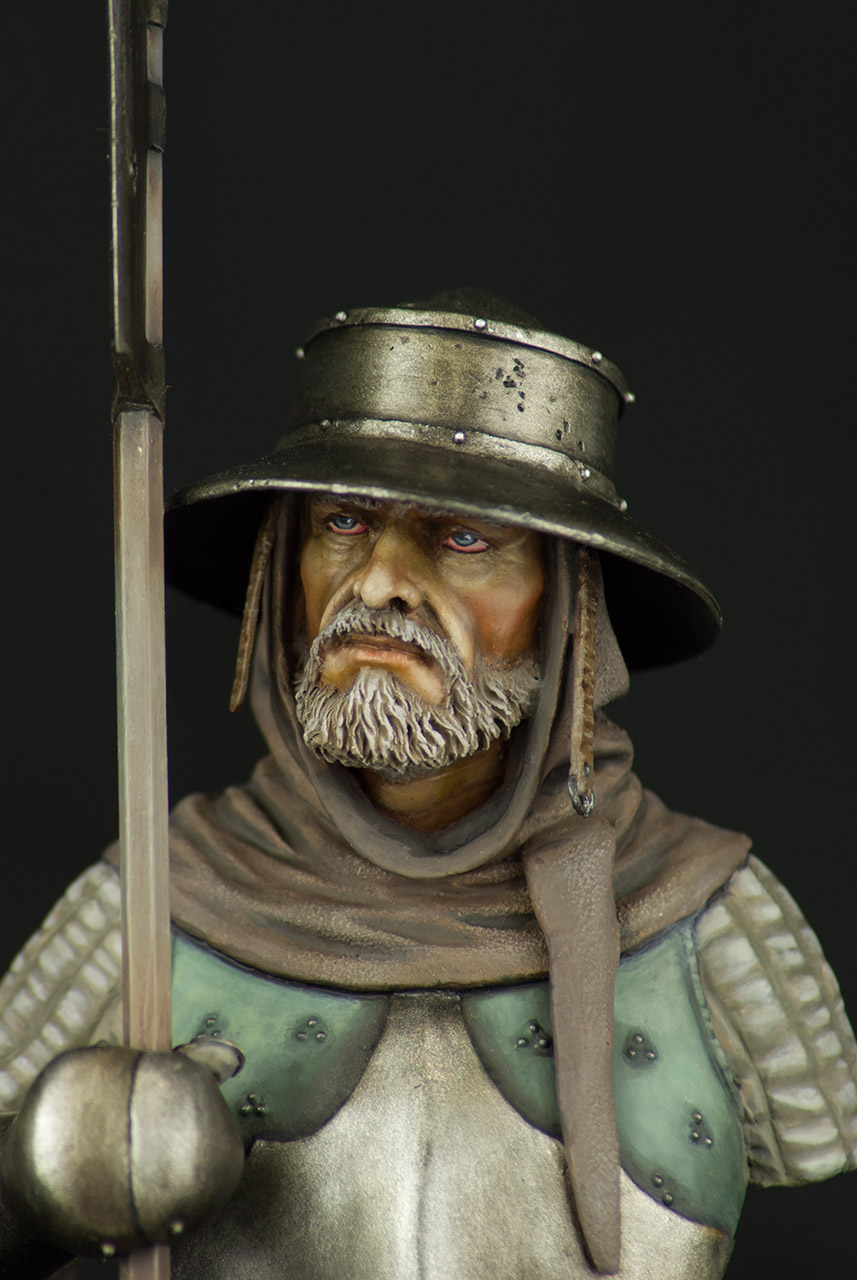 Figures: Mercenary, XV cent., photo #3