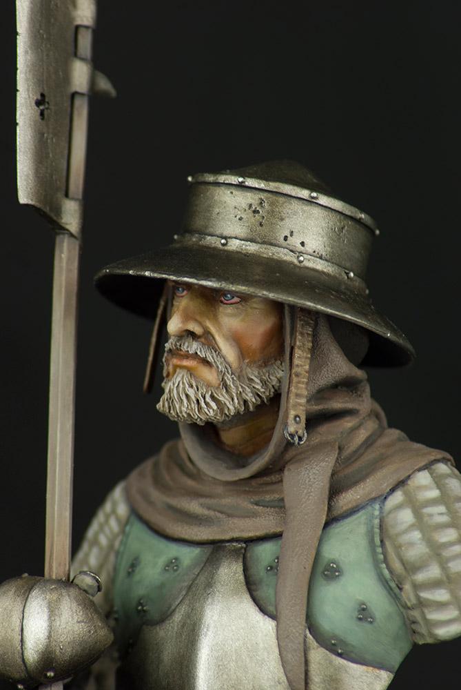 Figures: Mercenary, XV cent., photo #4