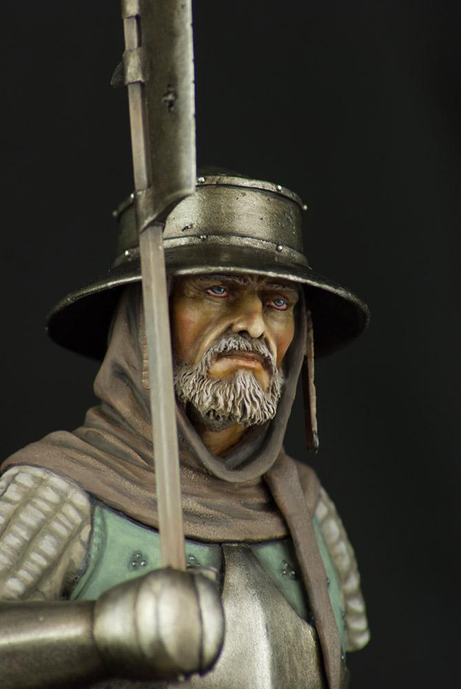 Figures: Mercenary, XV cent., photo #5