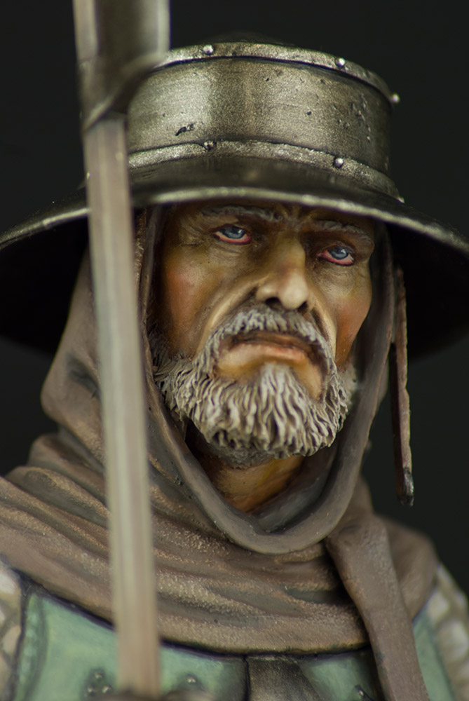 Figures: Mercenary, XV cent., photo #6