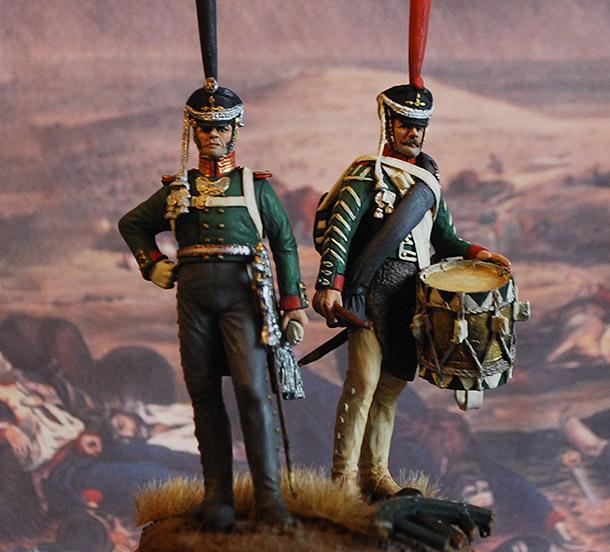 Figures: Field of battle