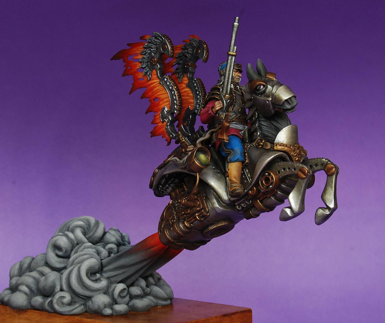 Miscellaneous: Steampunk hussar, photo #5