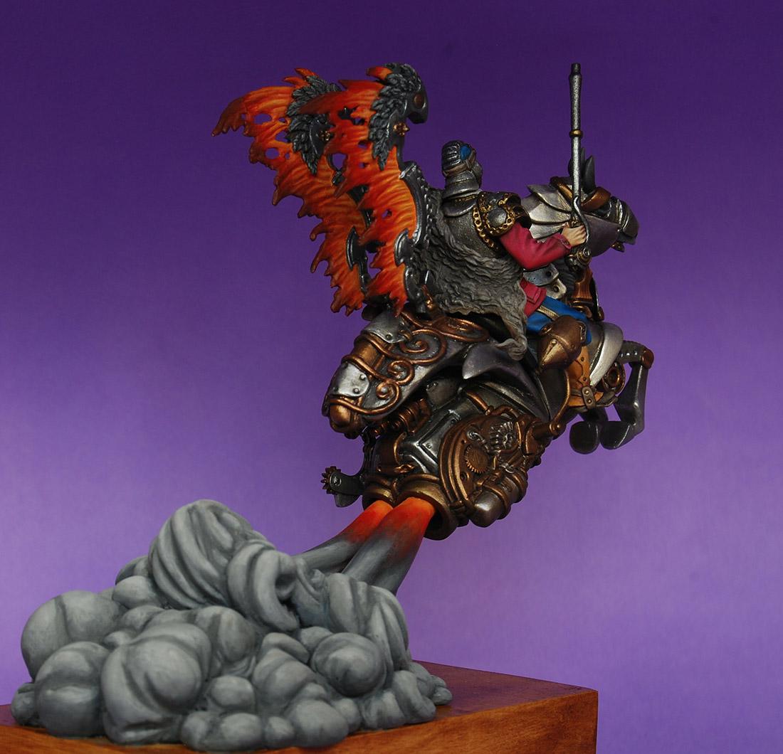 Miscellaneous: Steampunk hussar, photo #6