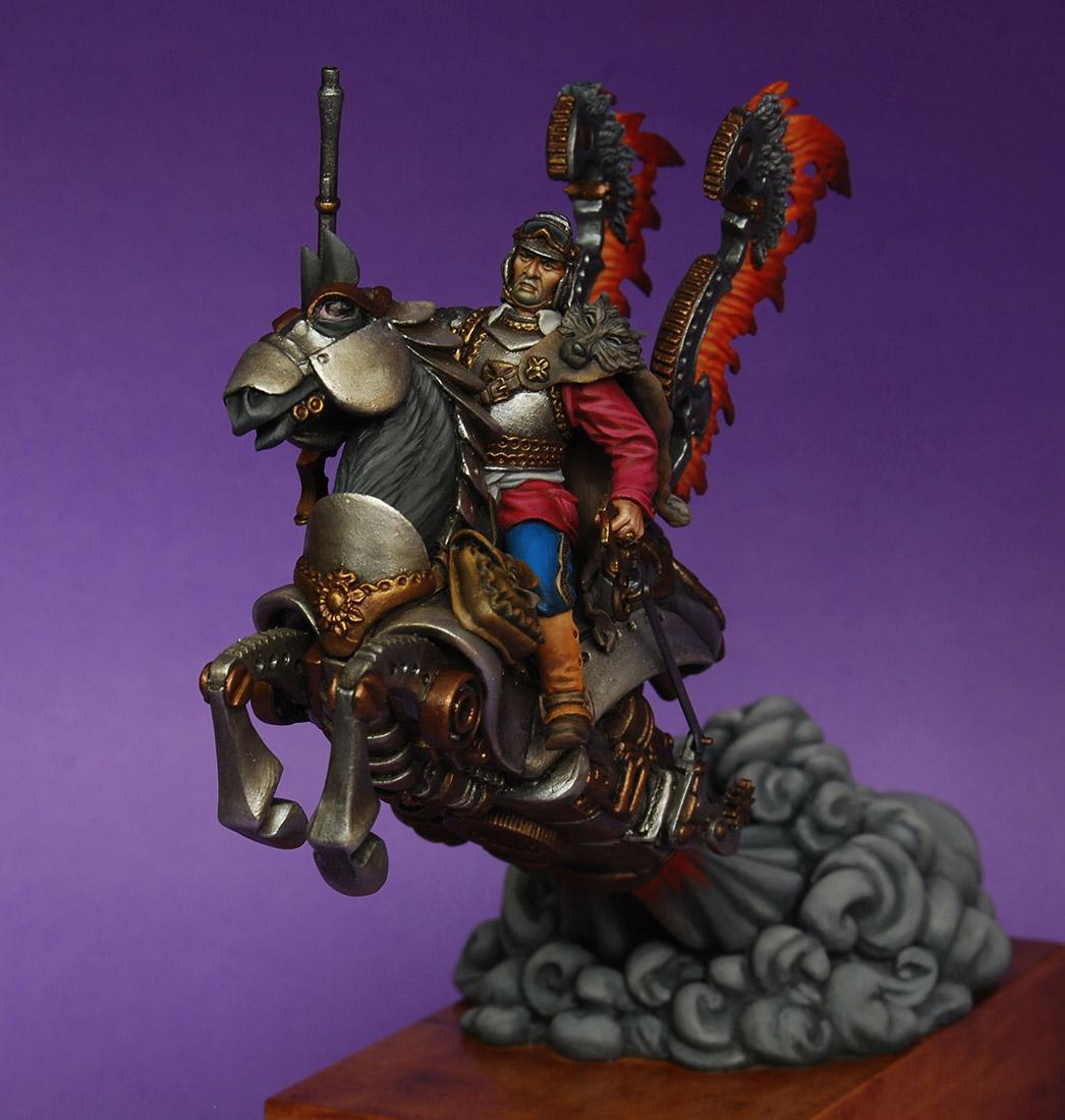 Miscellaneous: Steampunk hussar, photo #7