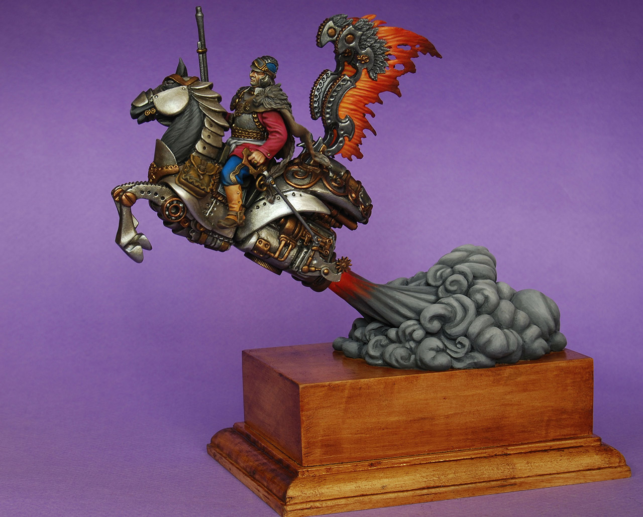 Miscellaneous: Steampunk hussar, photo #8