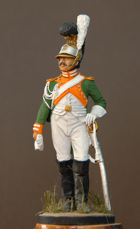 Figures: Private, Royal Guard, Italy, 1811-12, photo #1
