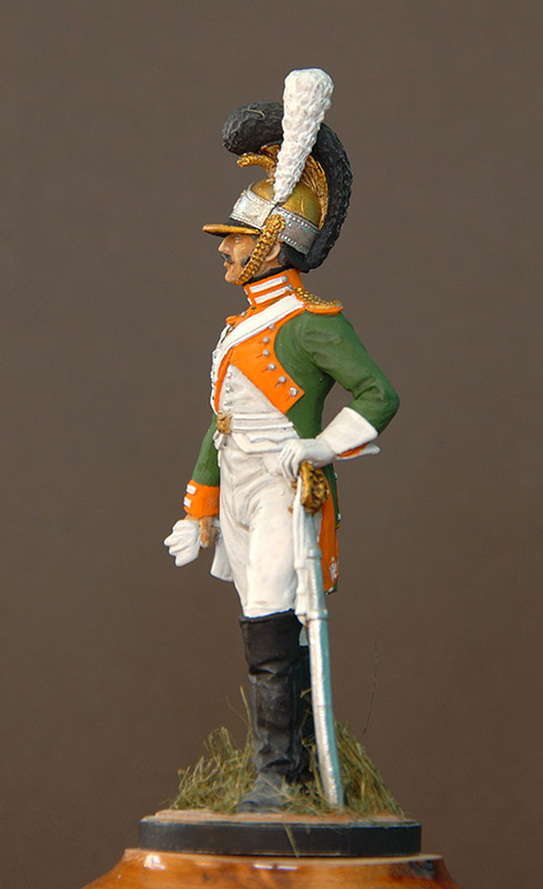Figures: Private, Royal Guard, Italy, 1811-12, photo #3