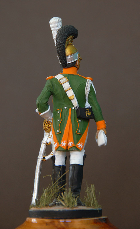 Figures: Private, Royal Guard, Italy, 1811-12, photo #4