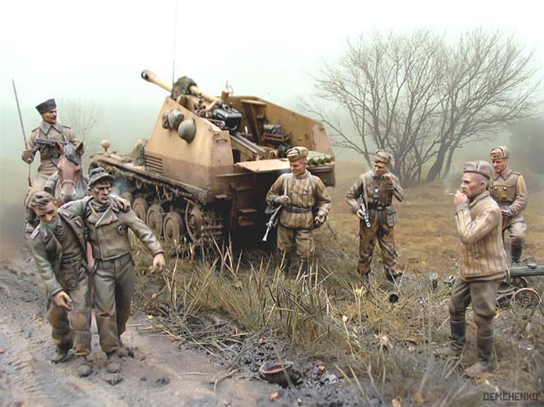 Dioramas and Vignettes: Slavs, Take a Look!