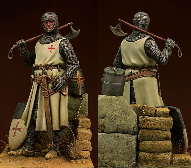 Figures: Templar