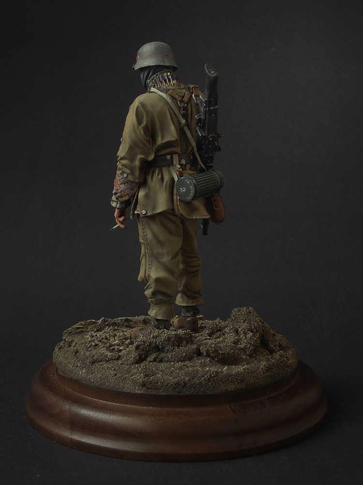 Figures: SS machine gunner, photo #5