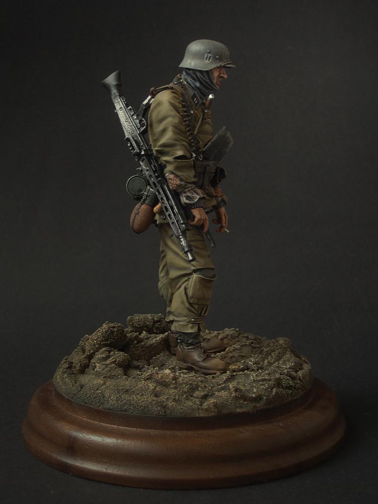 Figures: SS machine gunner, photo #7