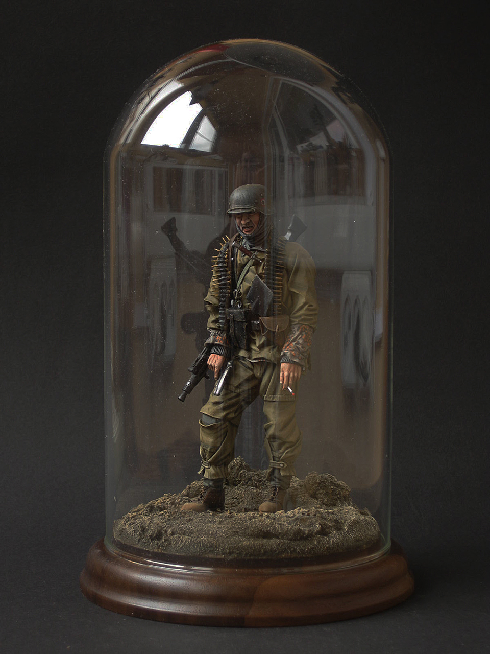 Figures: SS machine gunner, photo #8