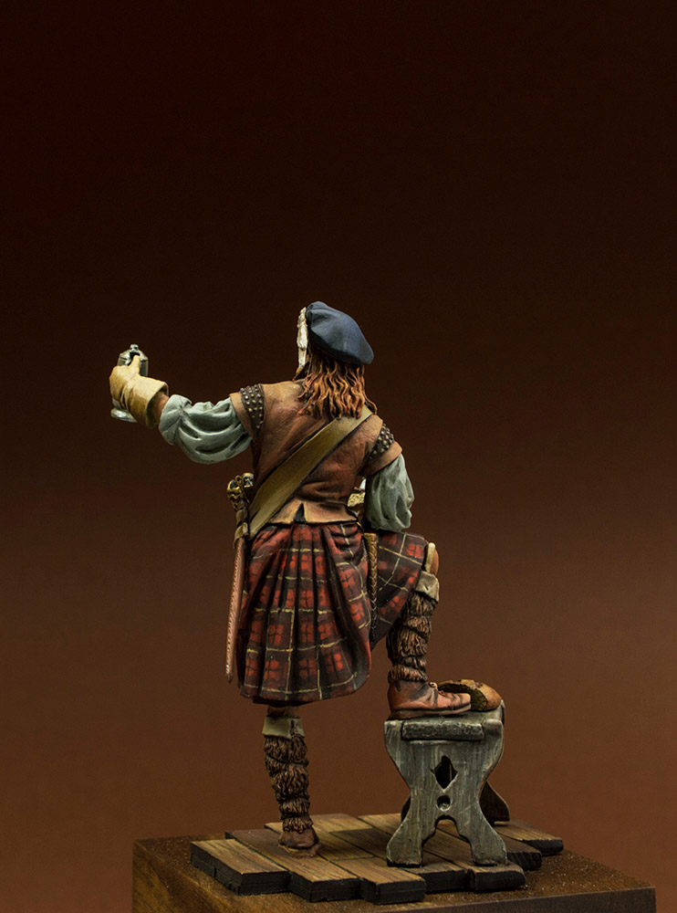 Figures: Scotchman, 1640, photo #4