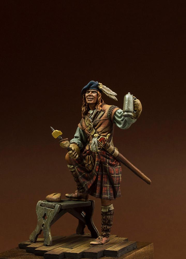 Figures: Scotchman, 1640, photo #5
