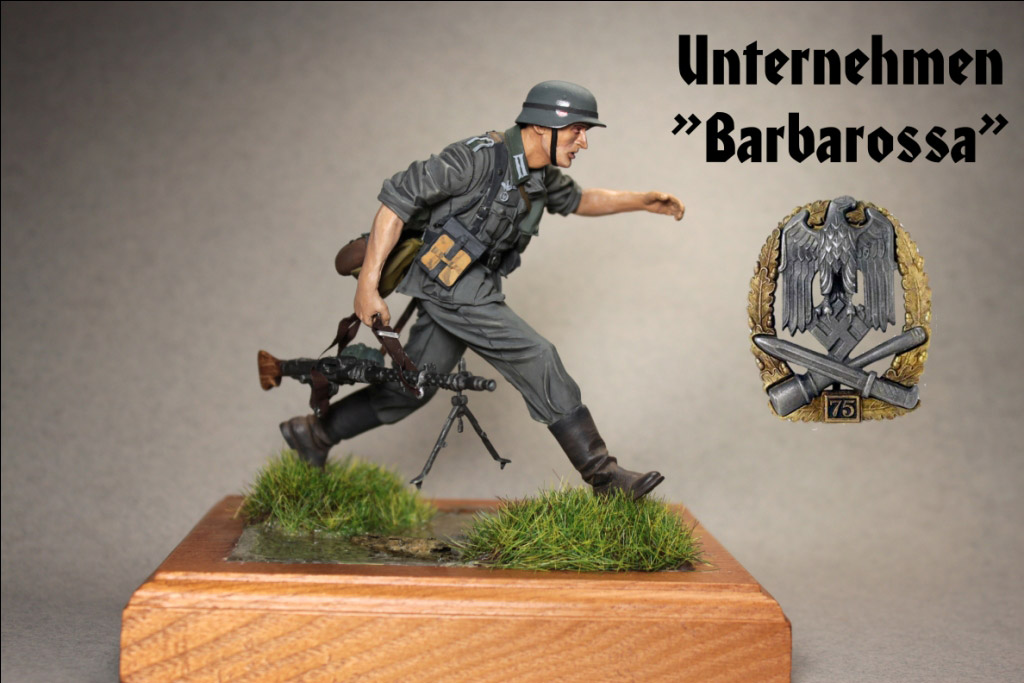 Figures: Barbarossa, photo #1