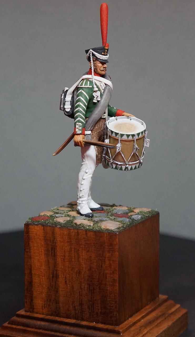 Figures: Drummer, grenadiers regt., 1812-17, photo #2