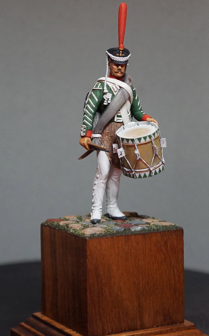Figures: Drummer, grenadiers regt., 1812-17, photo #3