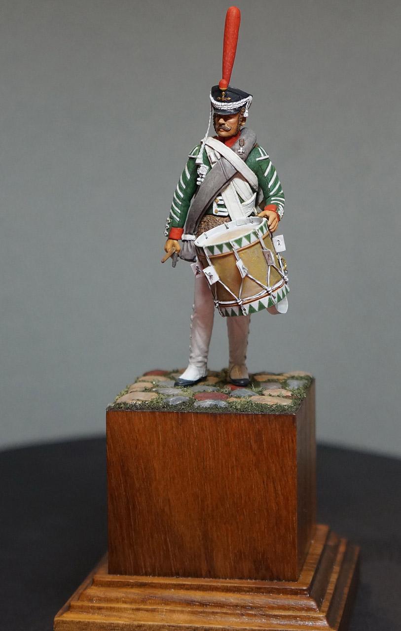 Figures: Drummer, grenadiers regt., 1812-17, photo #4