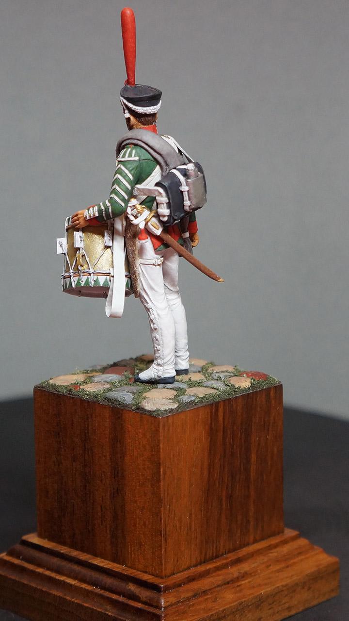 Figures: Drummer, grenadiers regt., 1812-17, photo #5