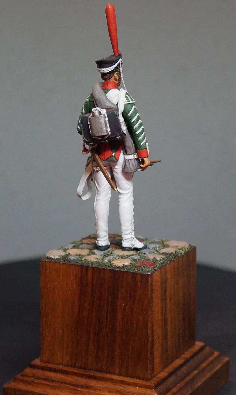 Figures: Drummer, grenadiers regt., 1812-17, photo #6