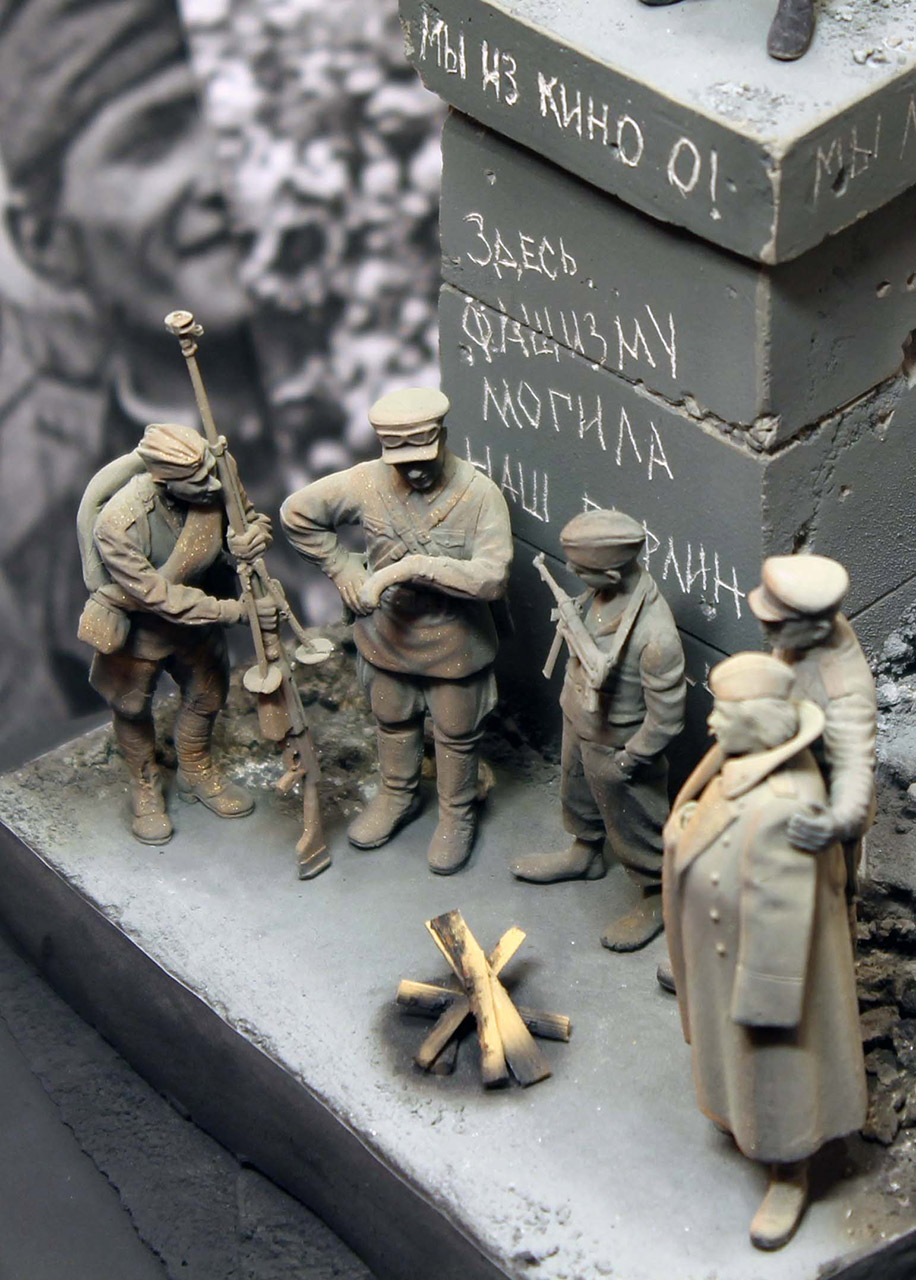 Dioramas and Vignettes: The day the war ended, photo #10