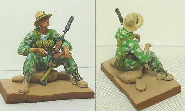 Training Grounds: Spetsnaz Soldier