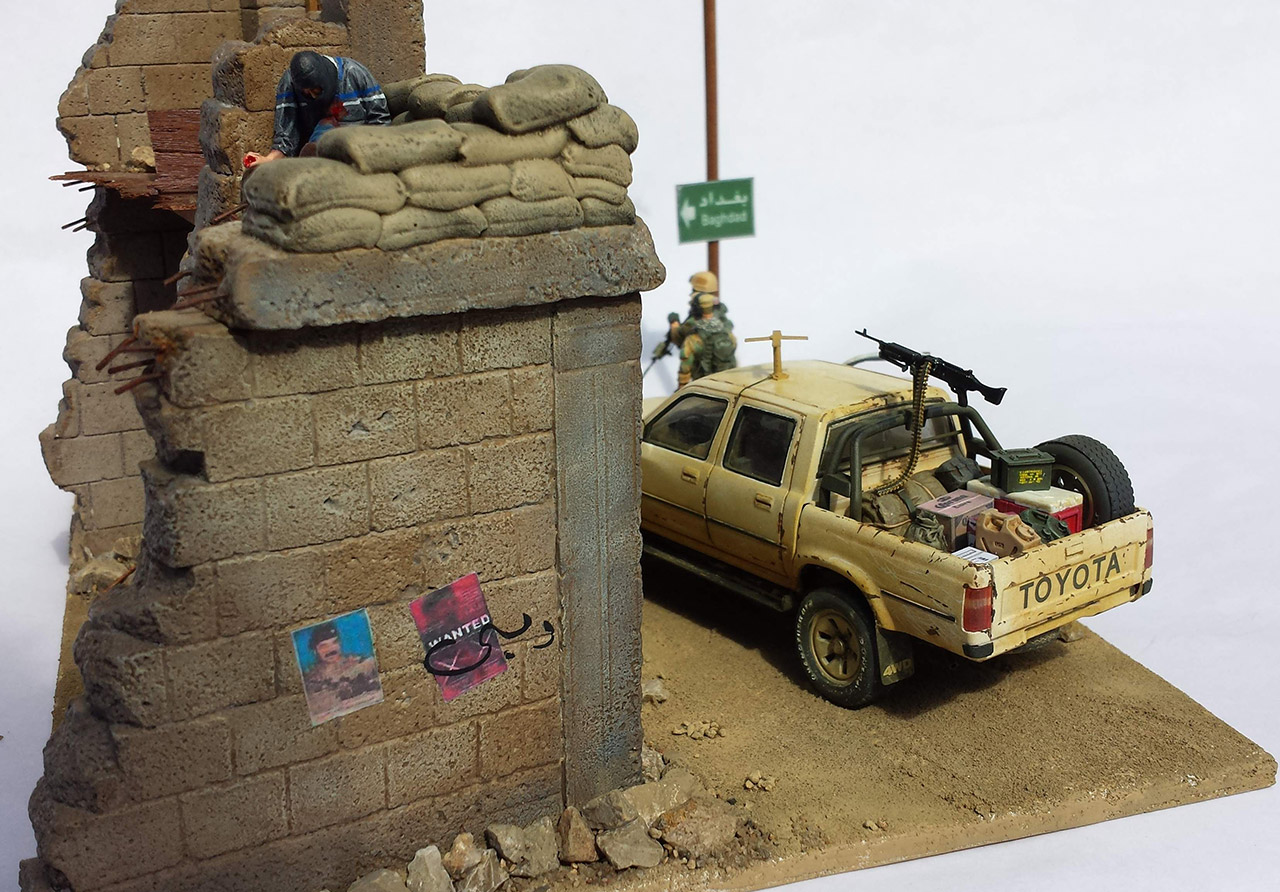 Dioramas and Vignettes: Clear!, photo #4